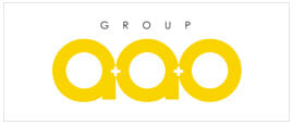 aao group - Landing Page Design