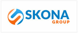 skona group - Corporate Website Design