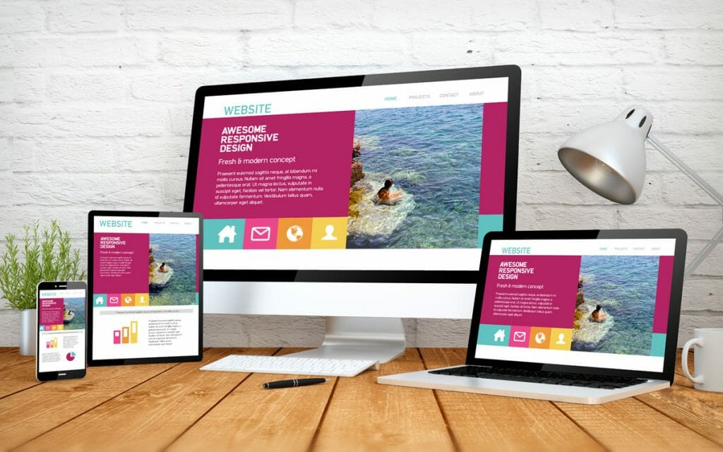 responsive web design 1024x640 - 5 Tricks for Designing an Effective Landing Page That Attracts Customers